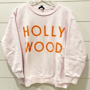 J. Crew HOLLYWOOD Classic Sweatshirt